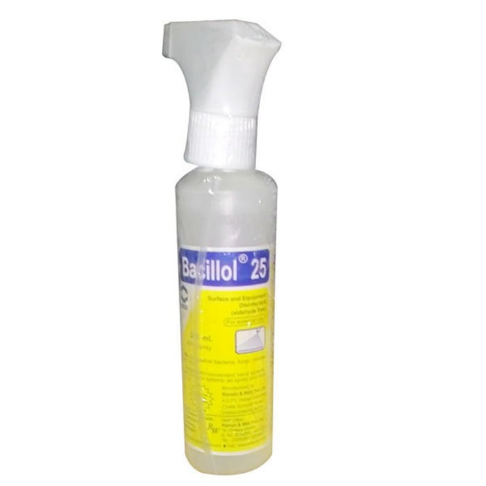 BACILLOL 25 SURFACE & EQUIPMENT DISINFECTANT