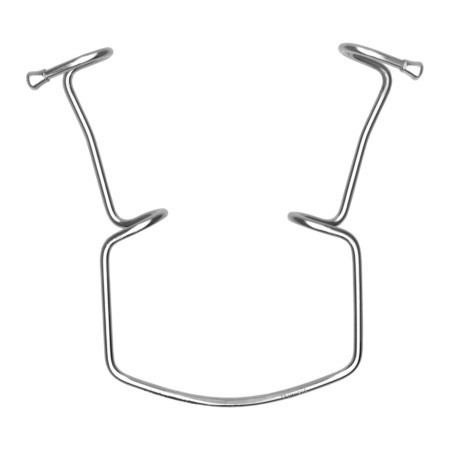 Hu-friedy 3 Orringer Cheek Retractor, Large