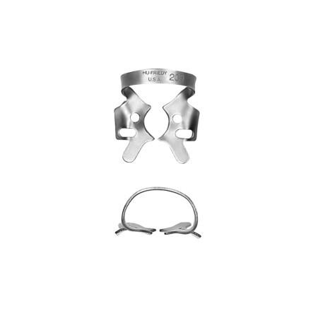Hu-friedy 201 Satin Steel® Rubber Dam Clamp