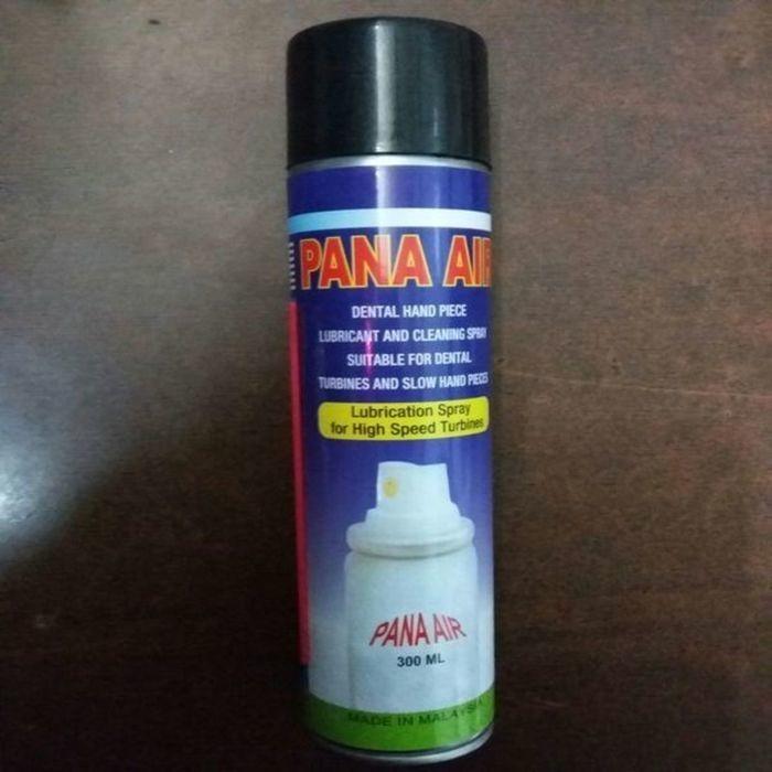 Air Rotor Oil Spray